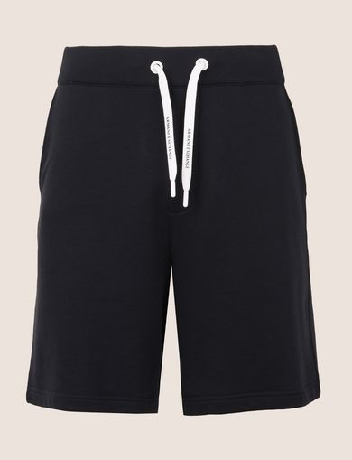 LOGO DRAWCORD SWEAT SHORT