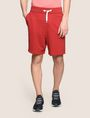 ARMANI EXCHANGE LOGO DRAWCORD SWEAT SHORT Fleece Short [*** pickupInStoreShippingNotGuaranteed_info ***] f