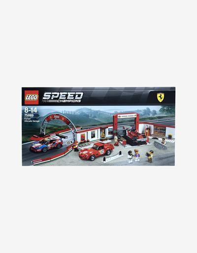 LEGO® Speed Champions Ferrari Garage