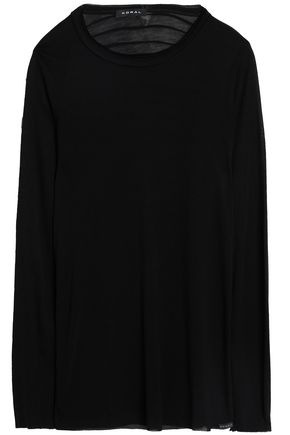 KORAL Stretch-jersey top