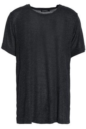 KORAL Modal-blend jersey T-shirt