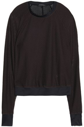 KORAL Row mesh top