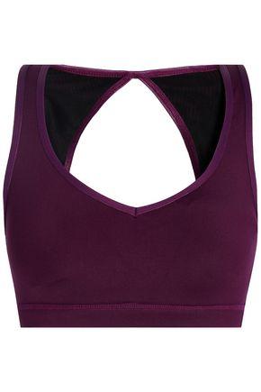 KORAL Open-back stretch sports bra