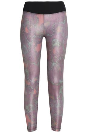 KORAL Printed stretch leggings