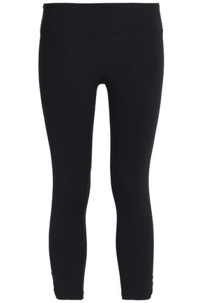 KORAL Vitality cropped stretch leggings