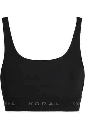 KORAL Inner stretch sports bra