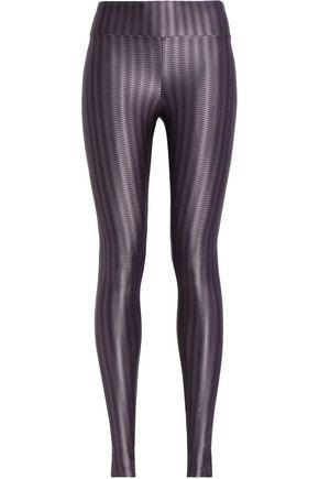 KORAL Lustrous printed stretch leggings