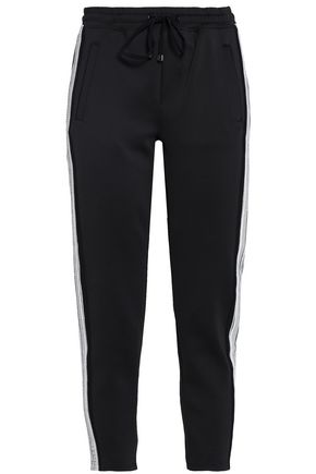 KORAL Stretch-knit track pants