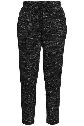 KORAL Mélange jersey track pants