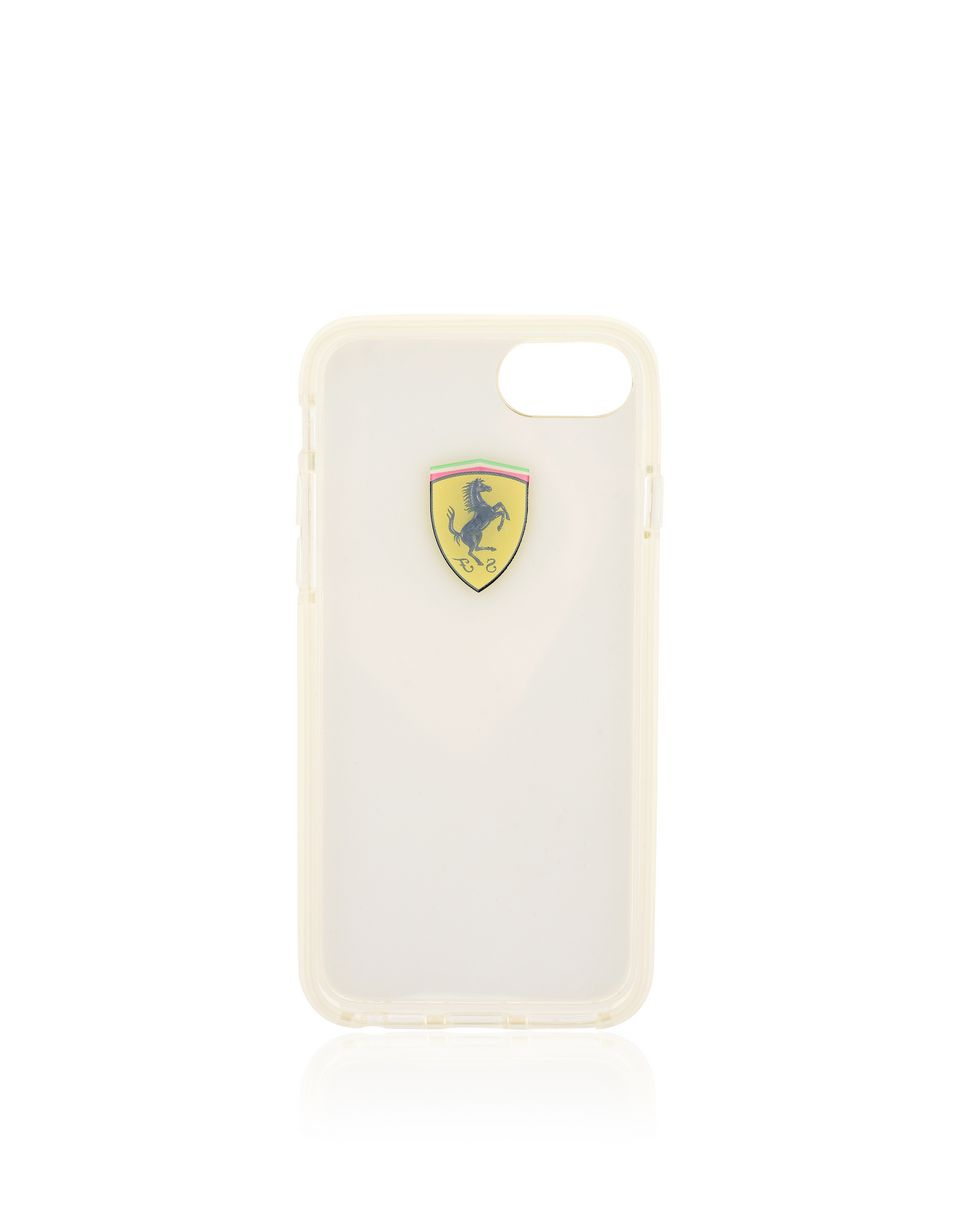 Scuderia Ferrari Online Store - Clear iPhone 7 case - Cover&Other Small Leather Good