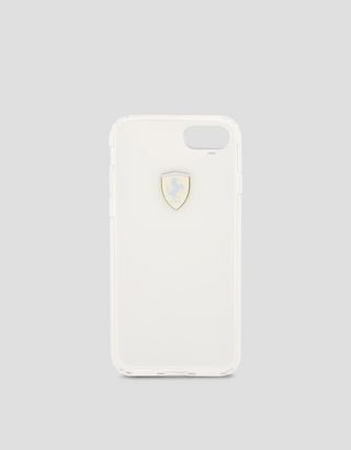 Scuderia Ferrari Online Store - iPhone 8 クリアカバー - Cover&Other Small Leather Good