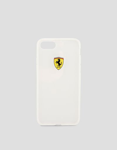 Funda transparente para iPhone 8
