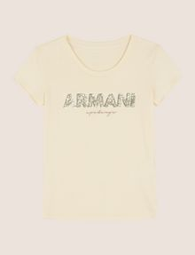 ARMANI EXCHANGE Logo T-shirt Woman r