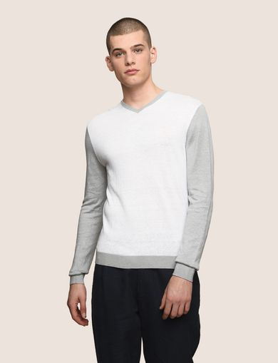 ARMANI EXCHANGE V-Neck Man F
