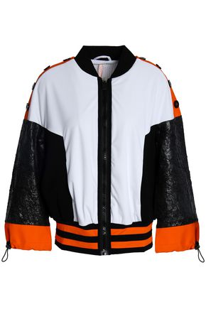 NO KA 'OI Paneled shell jacket