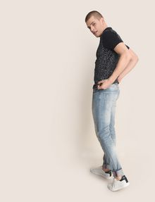 ARMANI EXCHANGE Tapered Jeans Herren a