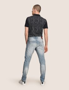 ARMANI EXCHANGE Tapered Jeans Herren d