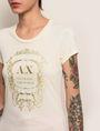 ARMANI EXCHANGE T-shirt con logo Donna b
