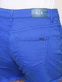 ARMANI EXCHANGE Short de denim Mujer b