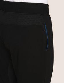 ARMANI EXCHANGE METALLIC LOGO JOGGER Fleece Pant Man b