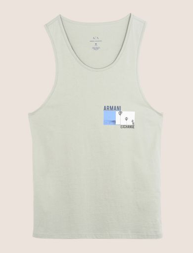 ARMANI EXCHANGE Tank Top Man R