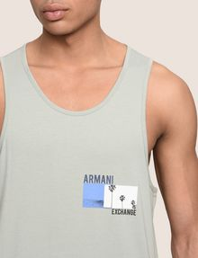 ARMANI EXCHANGE Tank Top Man b