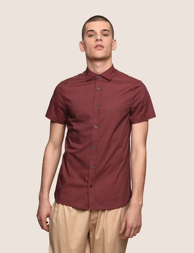 ARMANI EXCHANGE Printed Shirt Man F