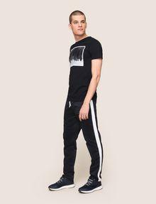ARMANI EXCHANGE Fleece Trouser Man a