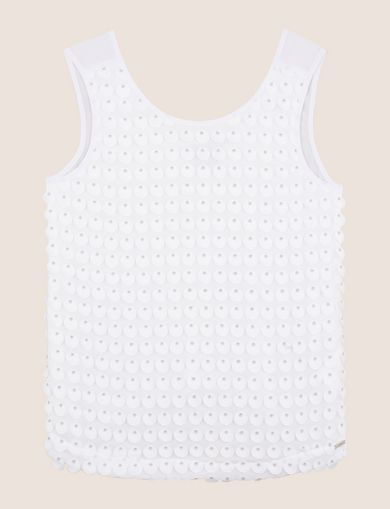 ARMANI EXCHANGE S/S Stricktop Damen R