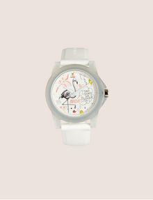 ARMANI EXCHANGE Orologio Street Art Lesjeanclode  Fashion Watch [*** pickupInStoreShipping_info ***] f
