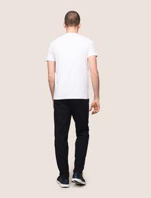 ARMANI EXCHANGE STEREO LOGO GRAPHIC TEE Logo T-shirt Man e
