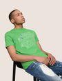 ARMANI EXCHANGE Logo-T-Shirt Herren a