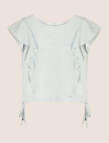 ARMANI EXCHANGE S/L Top de punto [*** pickupInStoreShipping_info ***] r