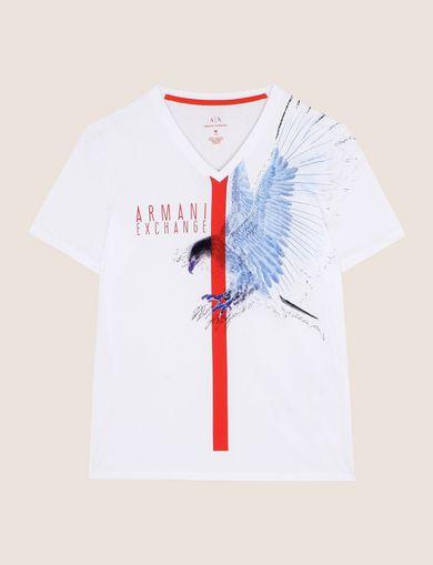 ARMANI EXCHANGE Camiseta de manga corta Hombre R