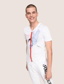 ARMANI EXCHANGE Kurzärmeliges T-Shirt Herren a