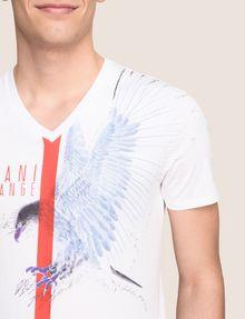 ARMANI EXCHANGE Kurzärmeliges T-Shirt Herren b