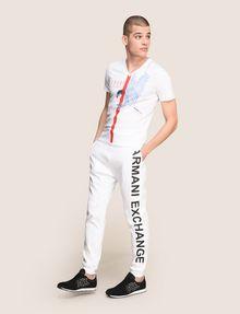 ARMANI EXCHANGE Kurzärmeliges T-Shirt Herren d