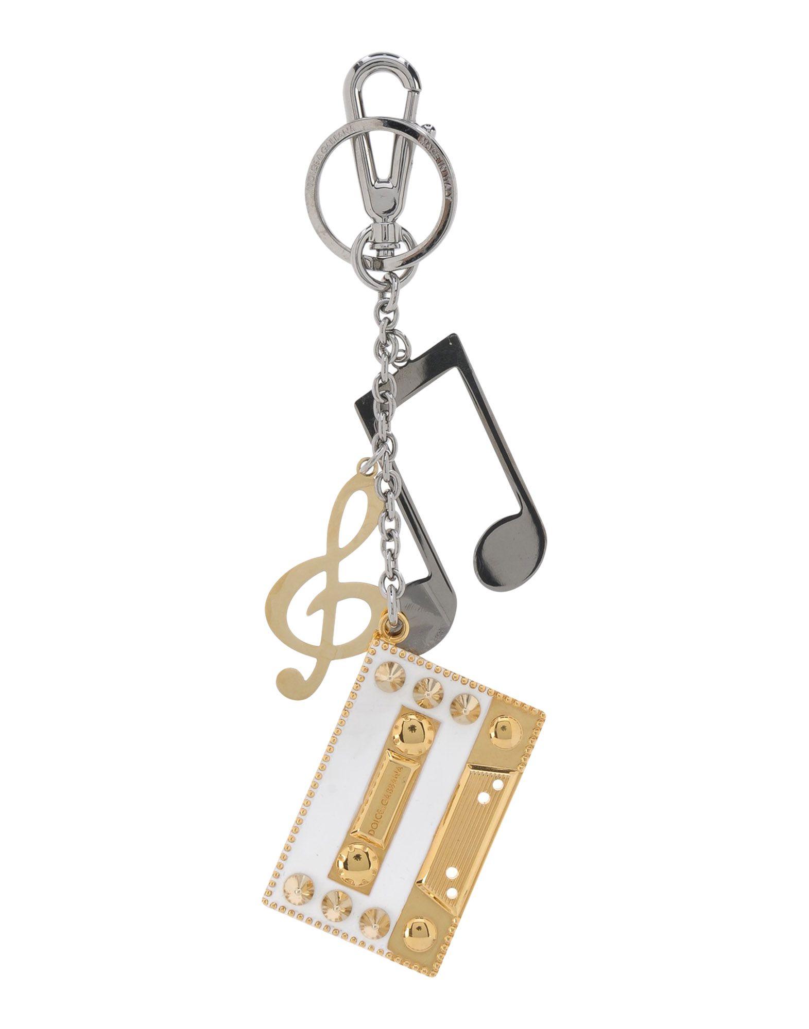 DOLCE & GABBANA Брелок для ключей ryan roche брелок для ключей