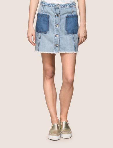 Armani Side ties floral shorts EC5ZfT3