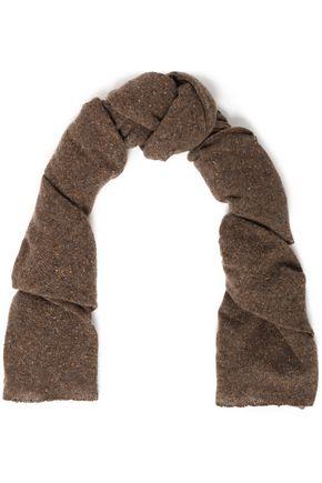 AUTUMN CASHMERE Donegal cashmere scarf