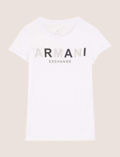 ARMANI EXCHANGE Logo T-shirt Woman R