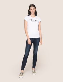 ARMANI EXCHANGE Logo T-shirt Woman d