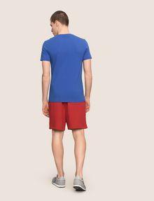 ARMANI EXCHANGE CAST A SHADOW V-NECK TEE Logo T-shirt Man e