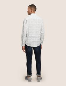 ARMANI EXCHANGE PAISLEY PRINT SHIRT Long sleeve shirt Man e