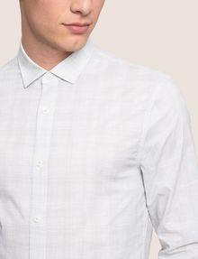 ARMANI EXCHANGE CROSSHATCH REGULAR-FIT SHIRT Long sleeve shirt Man b