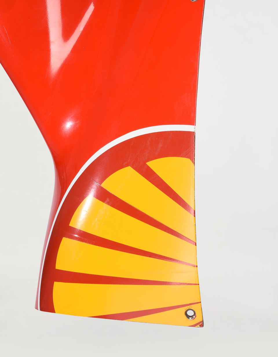 Scuderia Ferrari Online Store - Pannello motore originale F2007 - Memorabilia F1