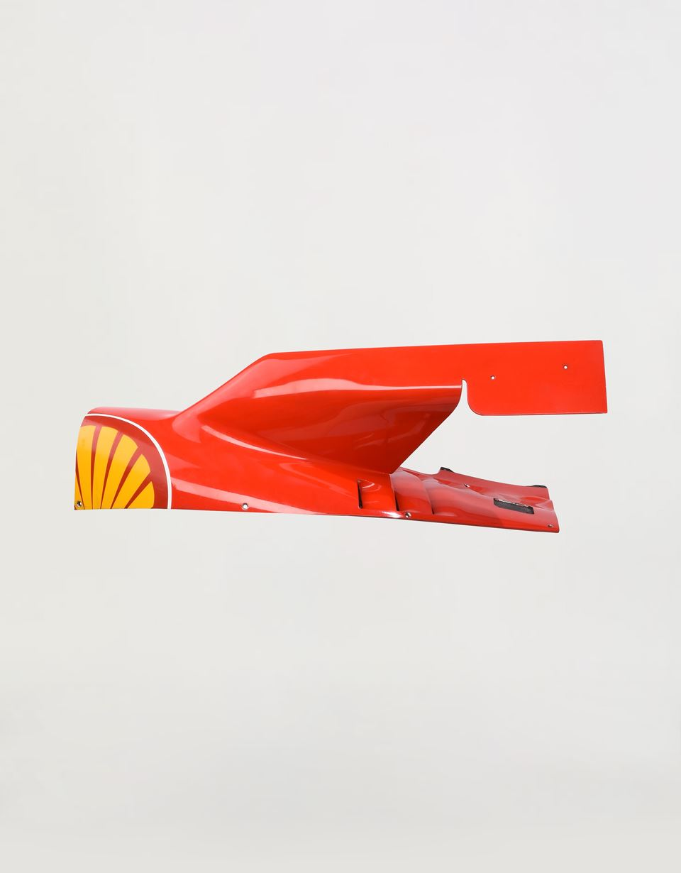 Scuderia Ferrari Online Store - Panneau de refroidissement de moteurF2007 - Objets de collection F1