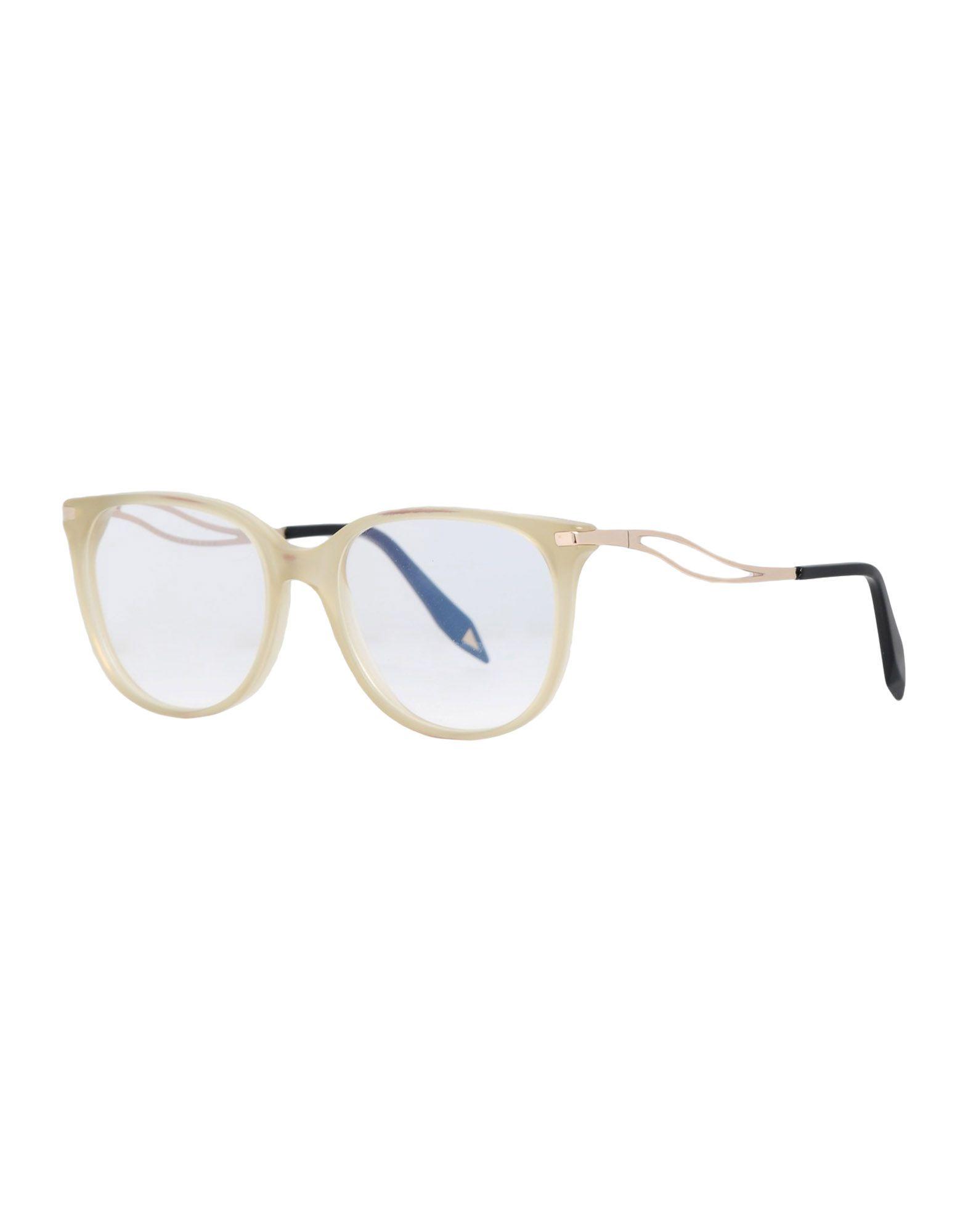 VICTORIA BECKHAM Damen Brille Farbe Sand Größe 1