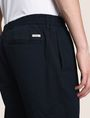 ARMANI EXCHANGE ELASTIC WAIST COTTON JOGGER Fleece Pant Man b