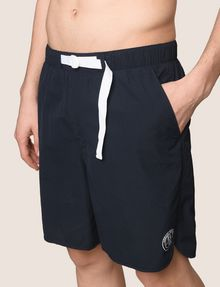 ARMANI EXCHANGE TAB WAIST SEERSUCKER SHORTS Short Man b